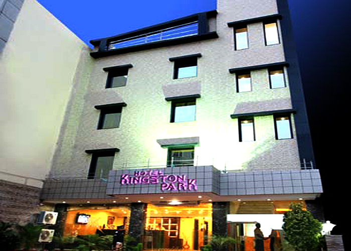 Hotel Kingston Park New Delhi Kingston Park Hotel New