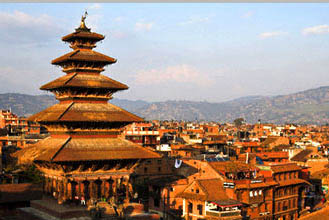 India & Nepal travel package