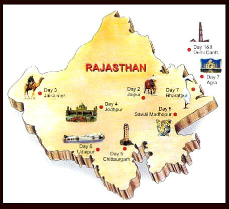 Detailed Fun Travel Guide To The Best Rajasthan Palace | Free pdf